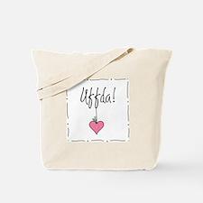 Christmas Uffda! Tote Bag