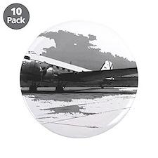 """Douglas DC-3 3.5"""" Button (10 pack)"""