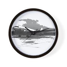 Douglas DC-3 Wall Clock