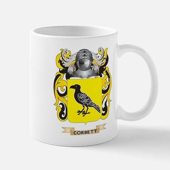 Corbett Coat of Arms Mug