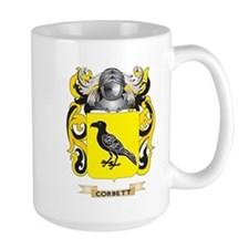 Corbett Coat of Arms Mug