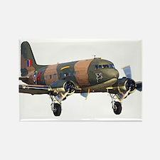 C-47 Skytrain Rectangle Magnet (10 pack)
