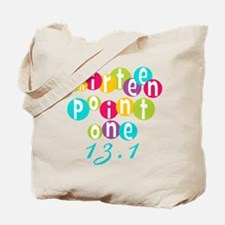 Thirteen Point One 13.1 Tote Bag