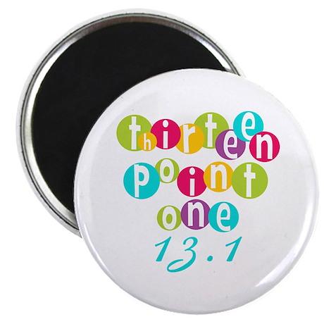 Thirteen Point One 13.1 Magnet