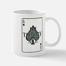 DJ TOMMY ACE LOGO 1 Mug