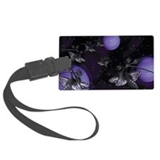 outer space insects bugs Luggage Tag