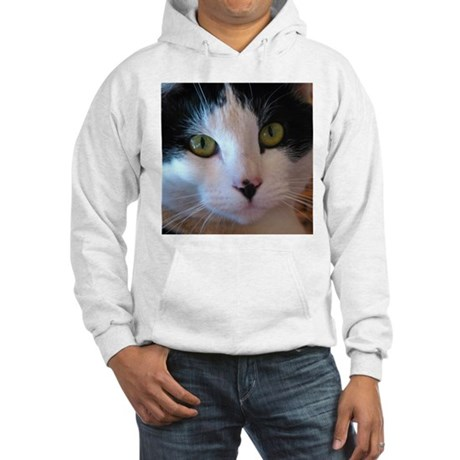 Cat Face Hooded Sweatshirt