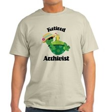 Retired Archivist Gift T-Shirt