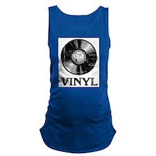Vinyl Maternity Tank Top