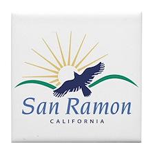 San Ramon Tile Coaster