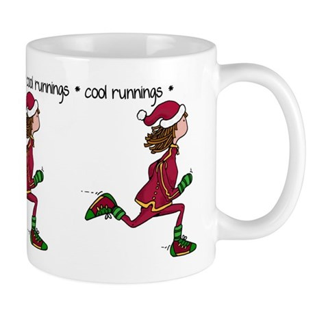 Cool Runnings Woman Mug