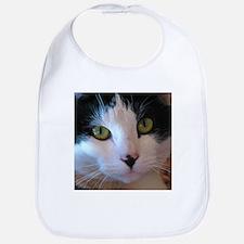 Cat Face Bib