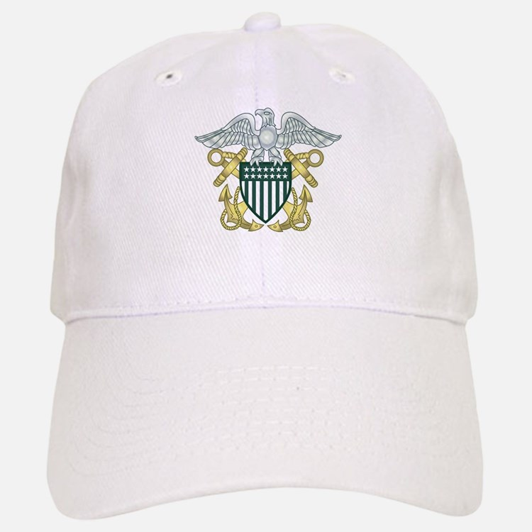 Navy Baseball Baseball Cap