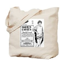 Marion Davies The Fair Coed Tote Bag