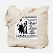 Theda Bara Salome Tote Bag