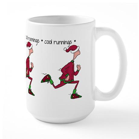 Cool Runnings Man Large Mug