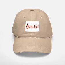 Socialist Baseball Baseball Cap