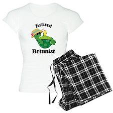 Retired Botanist Gift Pajamas