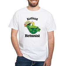 Retired Botanist Gift Shirt