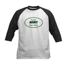 Proud Army Twin Sister Tee