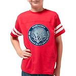 journeycircle_blue Youth Football Shirt