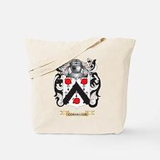 Cornelius Coat of Arms Tote Bag