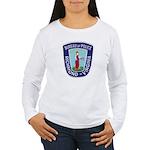 Richmond Police Women's Long Sleeve T-Shirt