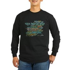 Tehran American School Men's Long Sleeve T-Shirt