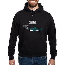 Sharkasm Hoodie