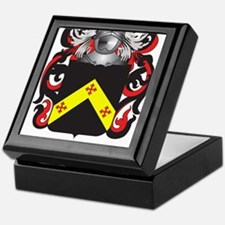 Corney Coat of Arms Keepsake Box