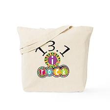 13.1 I Rock Tote Bag