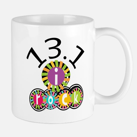 13.1 I Rock Mug