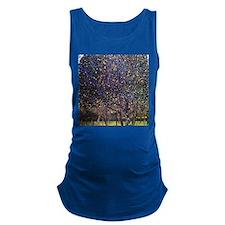 Gustav Klimt Pear Tree Maternity Tank Top