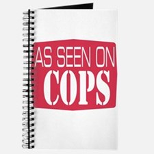 Cute Police officer humor Journal