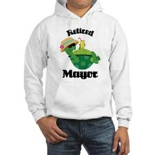 Retired Mayor Gift Hoodie
