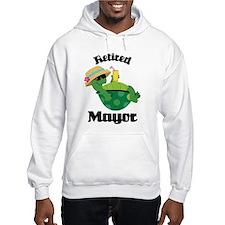 Retired Mayor Gift Jumper Hoody