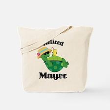 Retired Mayor Gift Tote Bag