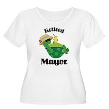 Retired Mayor Gift T-Shirt