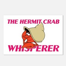 The Hermit Crab Whisperer Postcards (Package of 8)