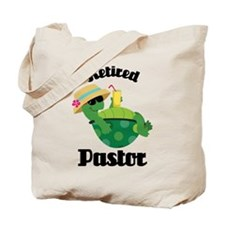 Retired Pastor Gift Tote Bag