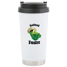 Retired Pastor Gift Travel Mug