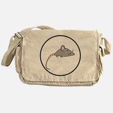 Cute Mouse Messenger Bag