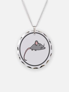 Cute Mouse Necklace