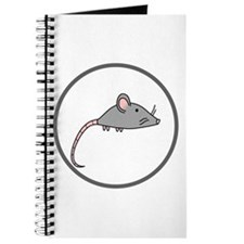 Cute Mouse Journal