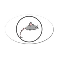 Cute Mouse Wall Decal