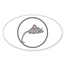Cute Mouse Decal