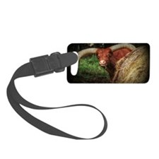 Watusi Luggage Tag