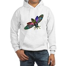 Goth Moth Hoodie