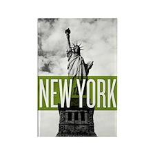 New York, New York Rectangle Magnet