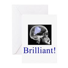 Brilliant Greeting Cards (Pk of 10)